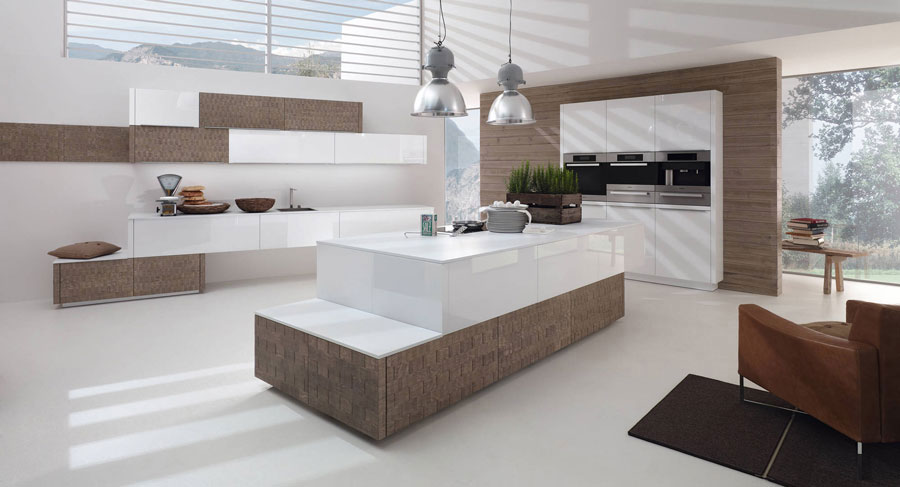 contemporary kitchen 2 photo