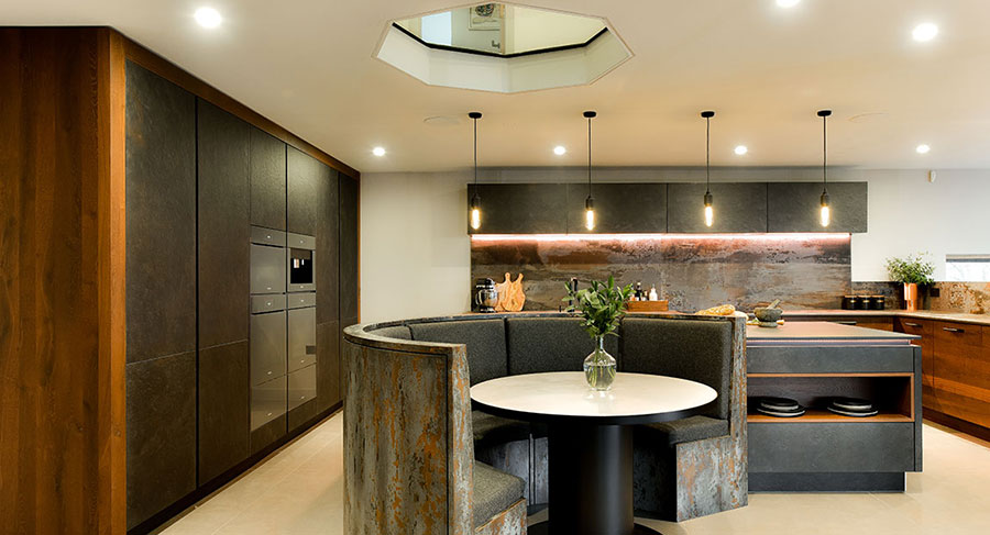 contemporary kitchen 1 photo