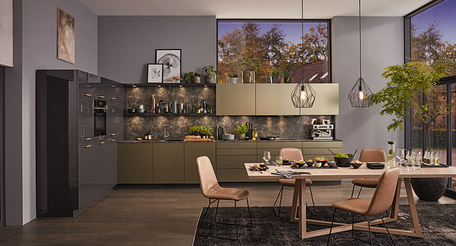 contemporary kitchen 3 photo
