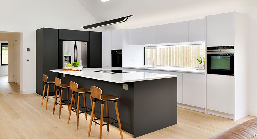 contemporary kitchen 4 photo