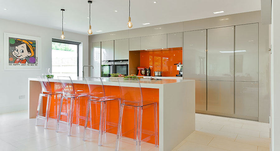 contemporary kitchen 6 photo