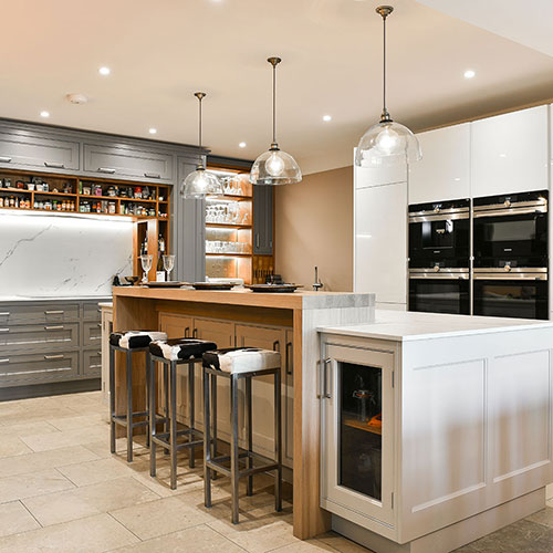Bespoke Kitchens By Ashley Jay